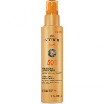 nuxe sun spray fundente spf50 150 ml