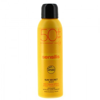 sensilis spray sun secret dry touch spf50 200ml