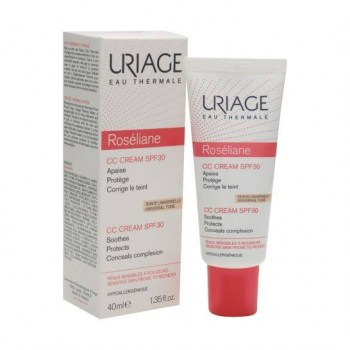 uriage roseliane cc cream 40ml